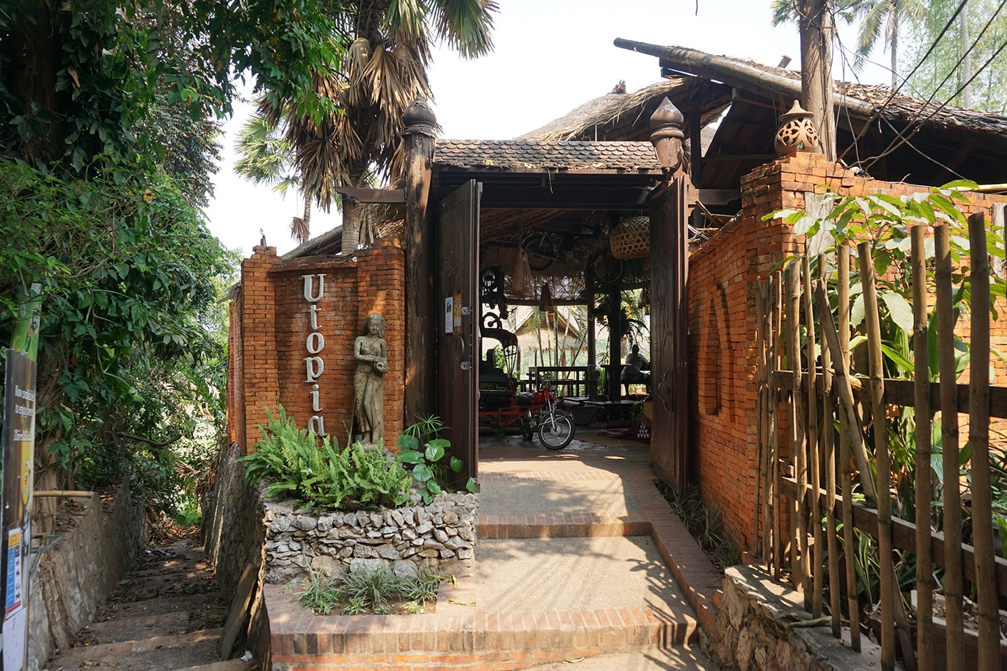 Utopia - restaurant in Luang Prabang