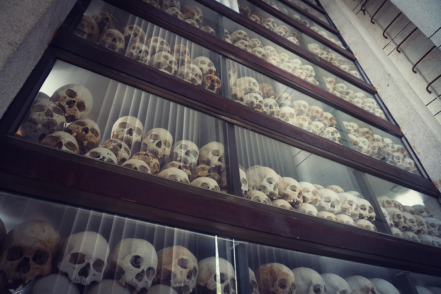 Killing Fields - Phnom Penh