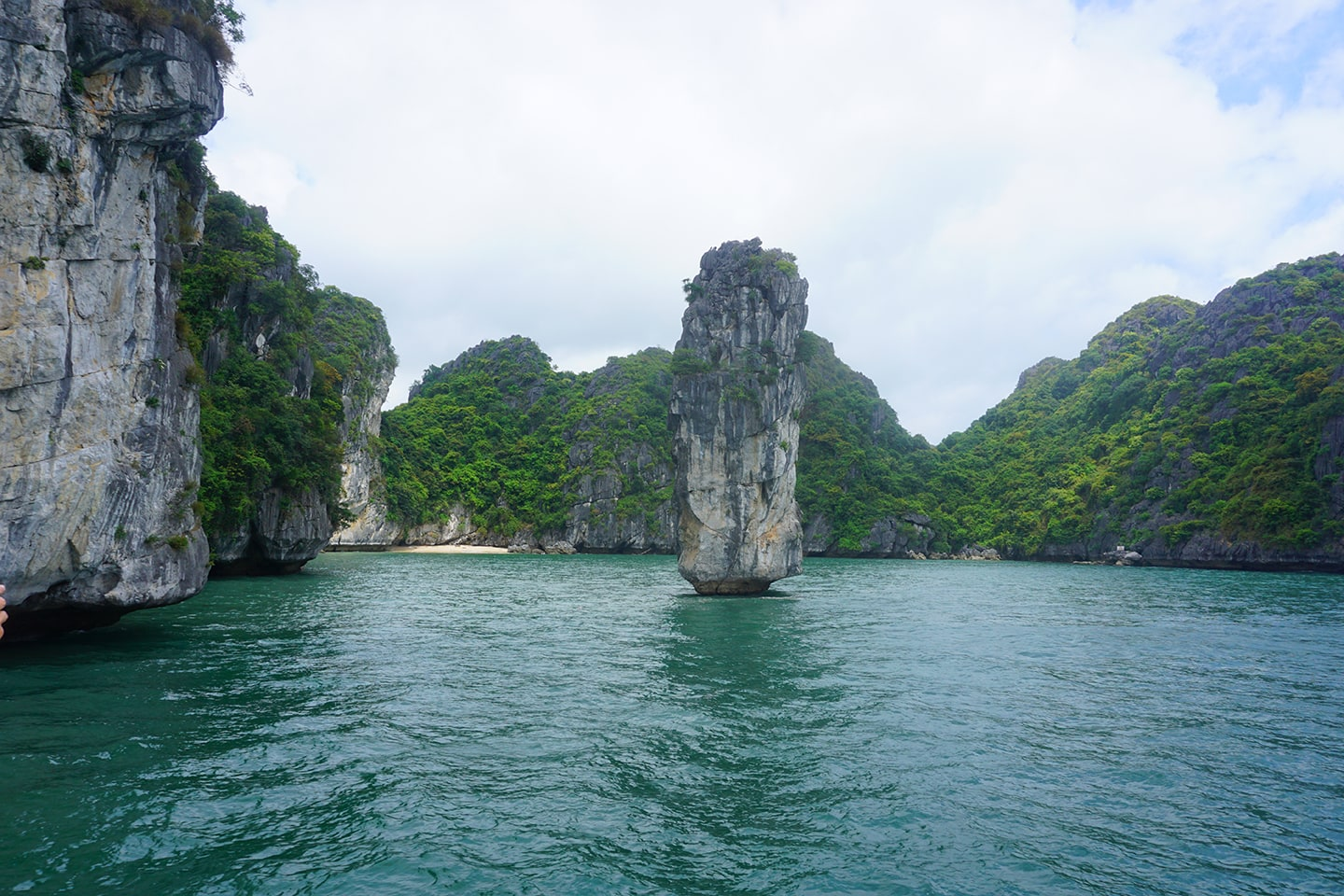 Halong Bay boottocht