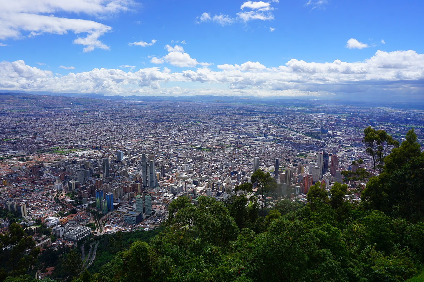 Highlights Bogota - Mount Monserrate
