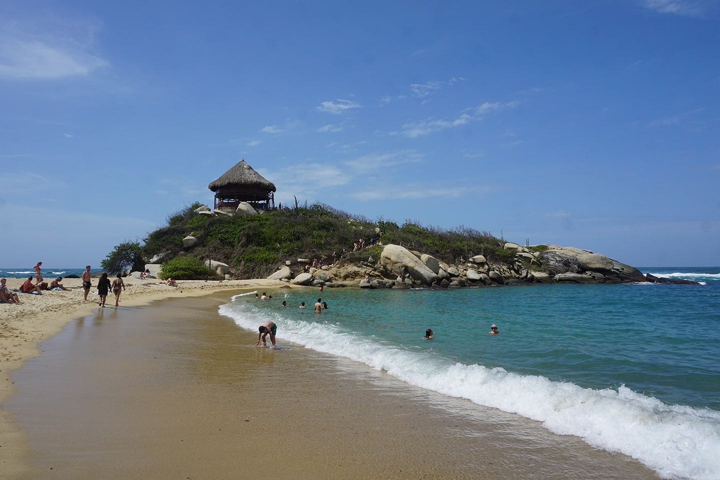Overnachten in Tayrona National Park