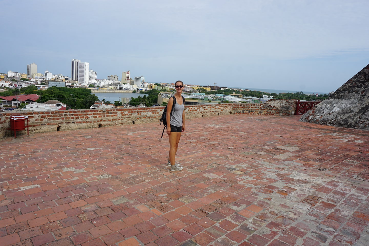 Highlights Cartagena - San Felipe kasteel