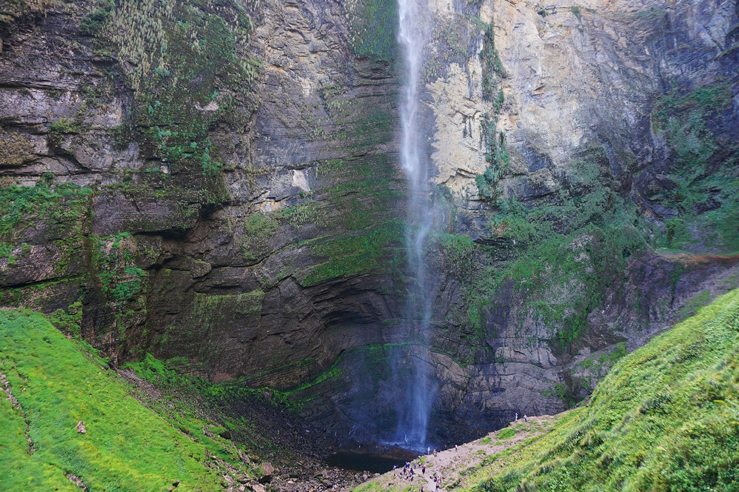 Gocta waterval - highlight in Peru