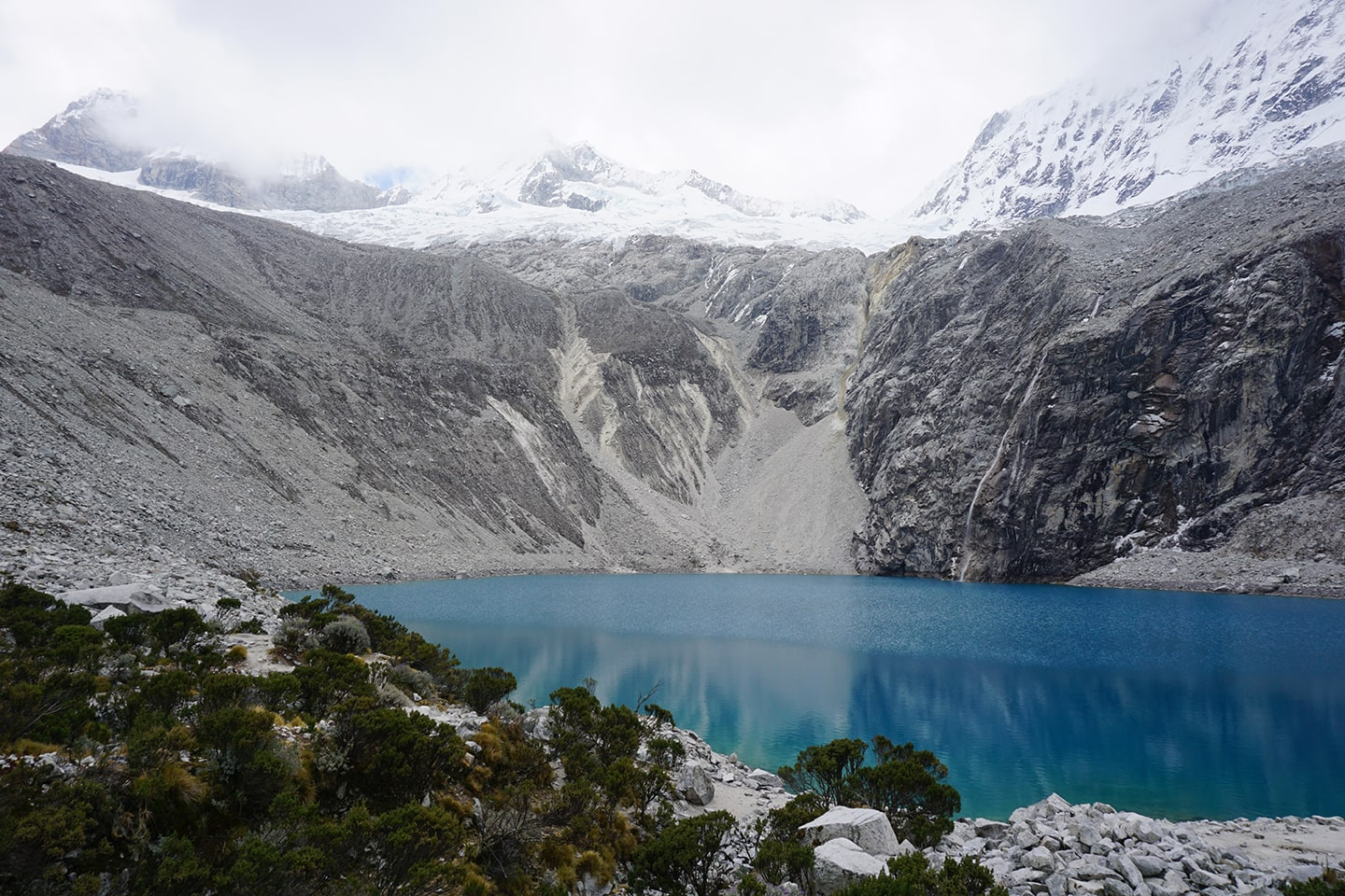 Highlights Peru - Laguna 69 hike