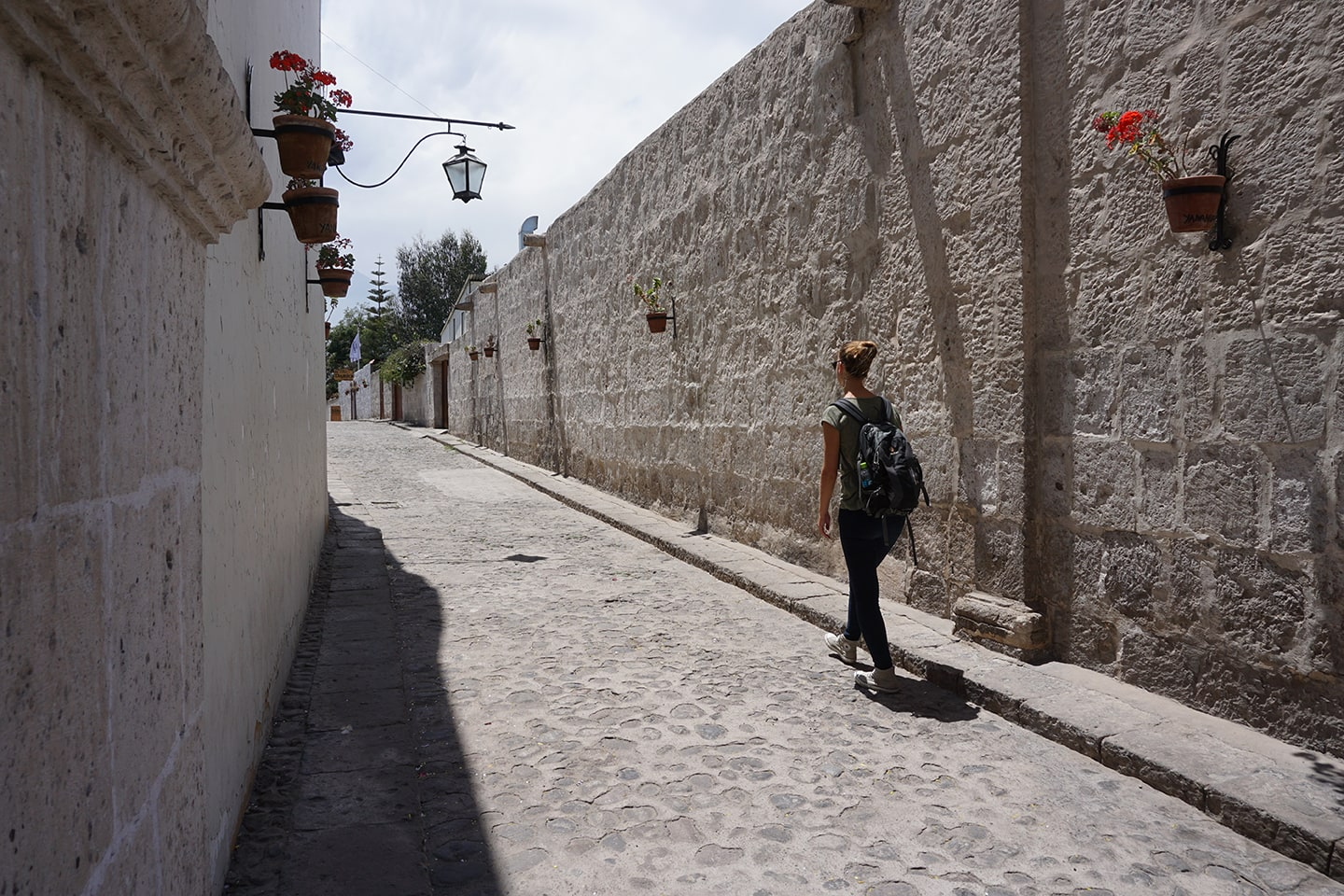 Backpacken in Peru - tips voor Arequipa