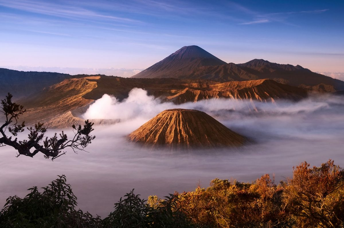 Bromo vulkaan - Java - Indonesië - wereldreis tips