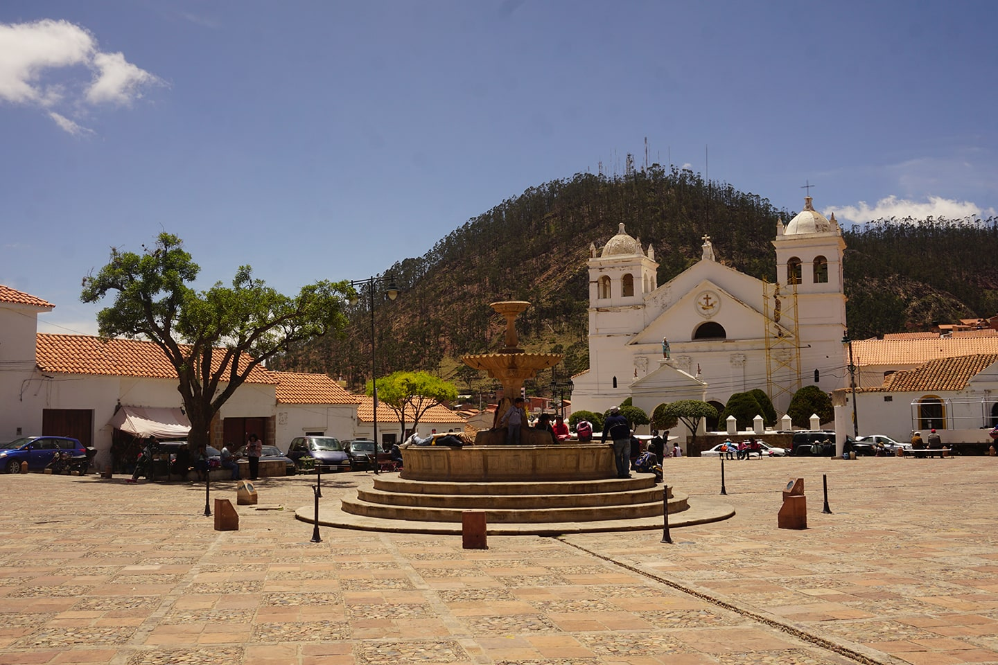Wat te doen in Sucre - backpacken Bolivia