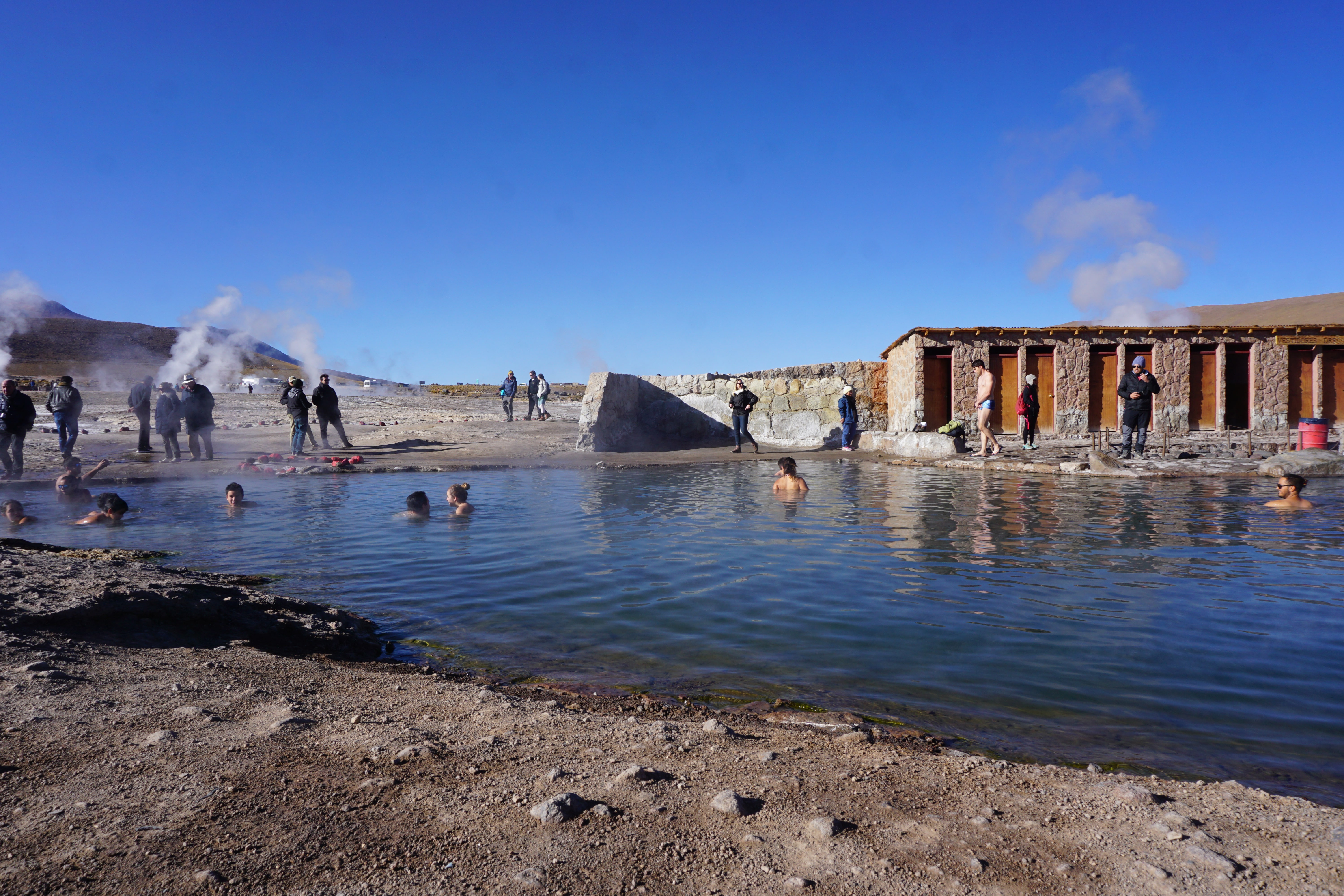 Geyser del Tatio bezoeken - backpacken in Chili