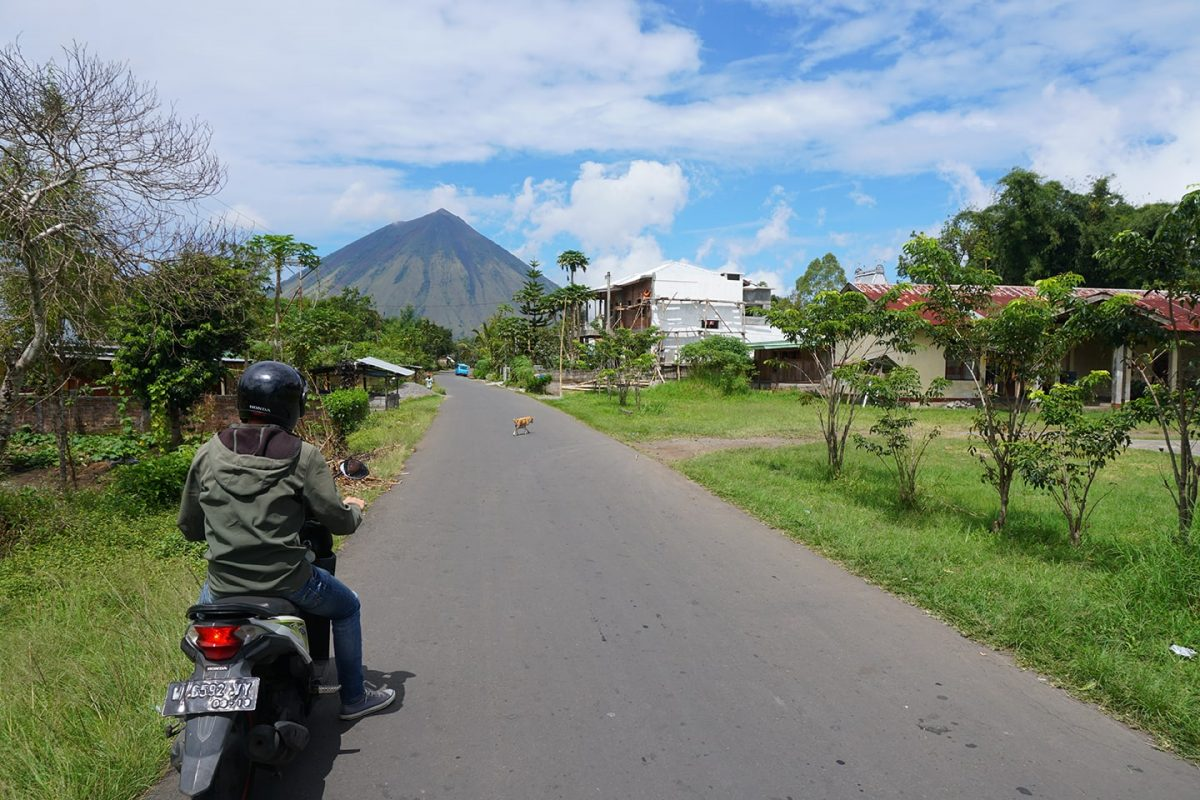 Traditionele dorpen in Bajawa - Inerie vulkaan - Flores highlights